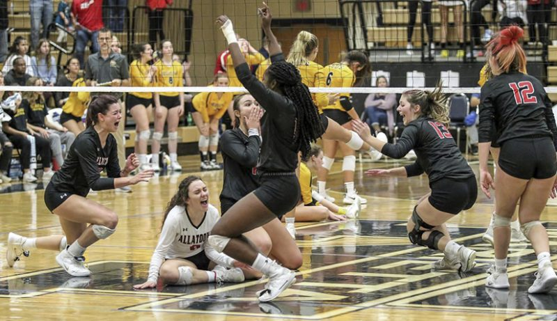 Sequoyah edged by Allatoona in five-set championship thriller