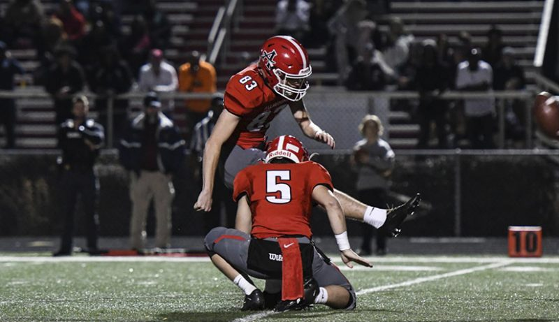 Allatoona gets its kicks with overtime win at Richmond Hill