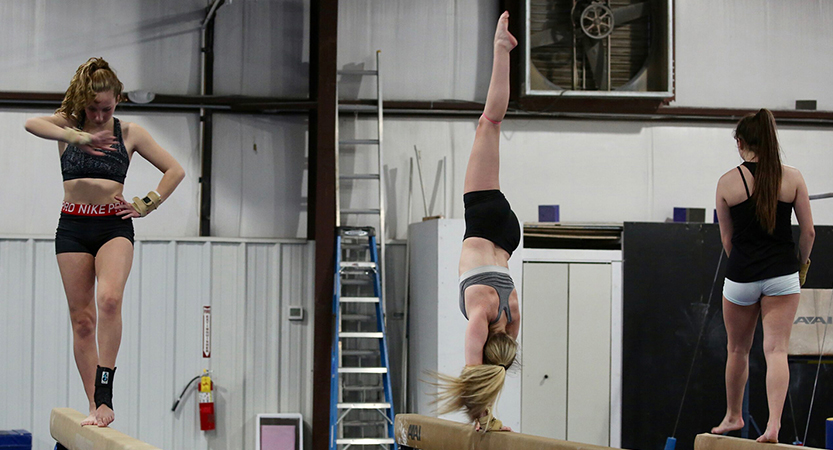 ALLATOONA LAUNCHES GYMNASTICS PROGRAM