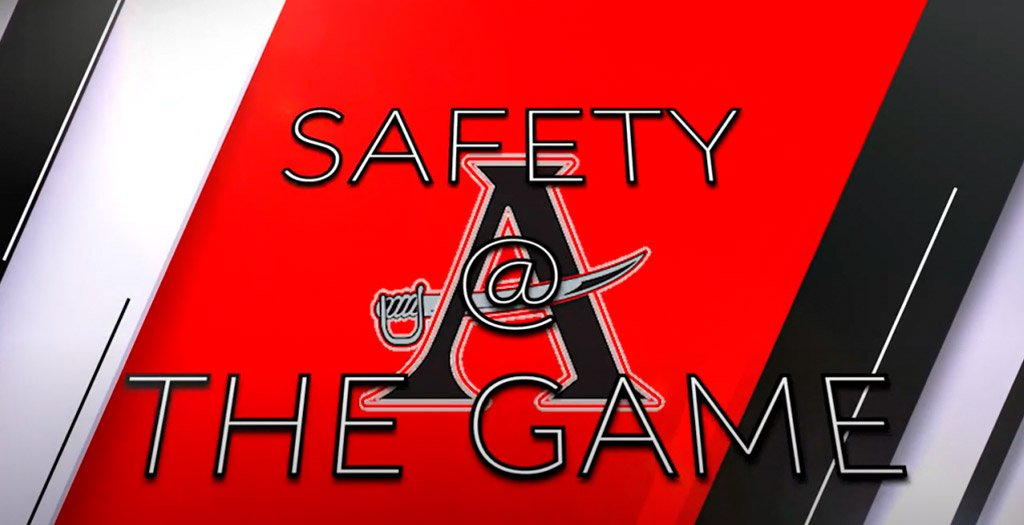 Safety at the Game – Fall 2020