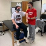 Athletic Training with COVID