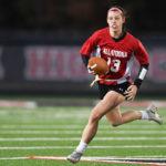 Flag Football's Lauren Ford Named Athlete of the Week