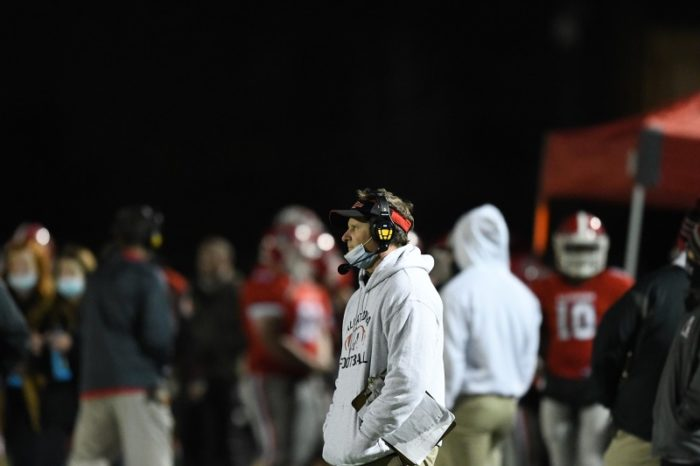 Varsity Football Moves Further in the Playoffs to the Elite Eight