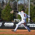 Baseball's Riley Gaskins Named Athlete of the Week
