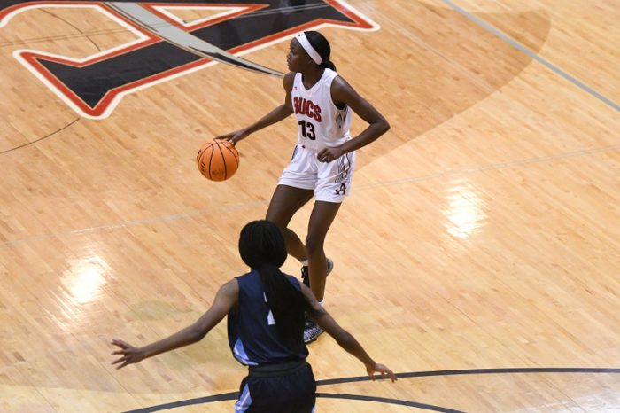 Read more about the article Basketball's Jaasira Fossitt Named Athlete of the Week