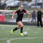 Soccer's Aubrey Wright Named Athlete of the Week