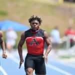 Track's Jylan Thomas named Athlete of the Week (April 1, 2021)
