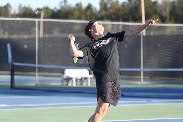 Tennis' Aydan Grossman named Athlete of the Week (March 18, 2021)