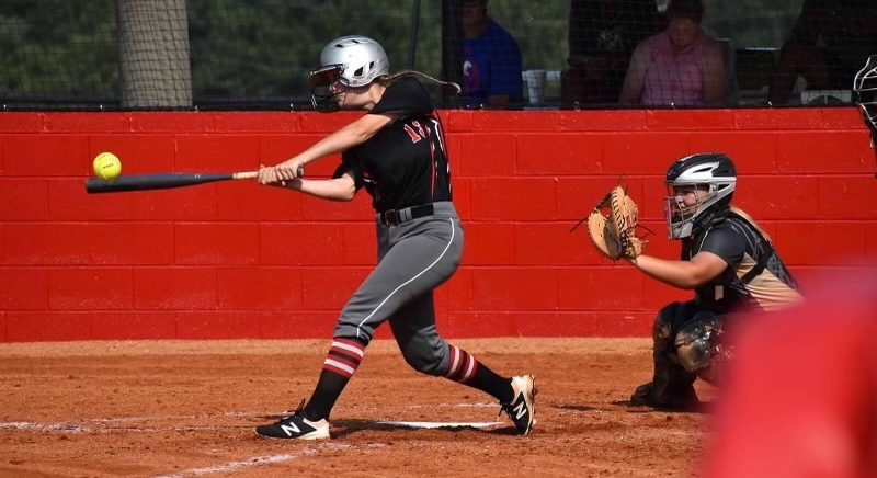 Read more about the article Softball's MURPHI KEE named Athlete of the Week