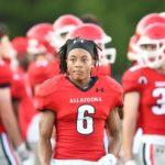 Football's Bryce Herring named Athlete of the Week