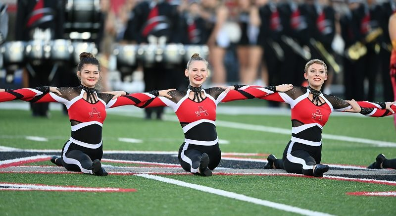 You are currently viewing Hotshotz Dance's Hannah Clark named Athlete of the Week